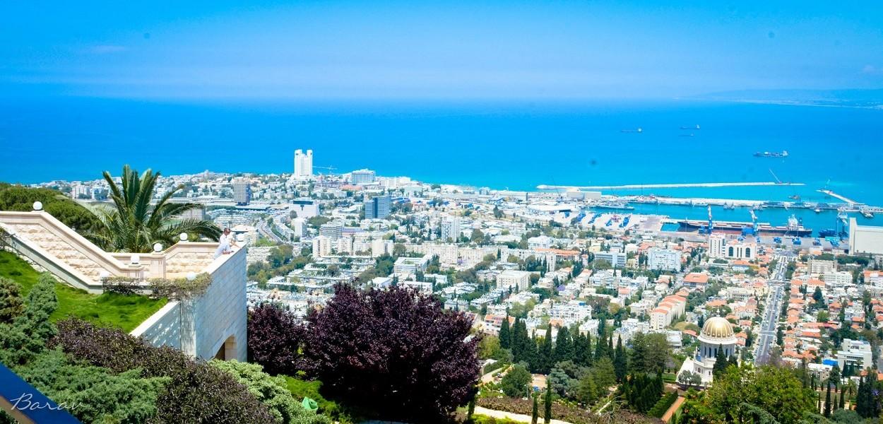 Puerto de Haifa