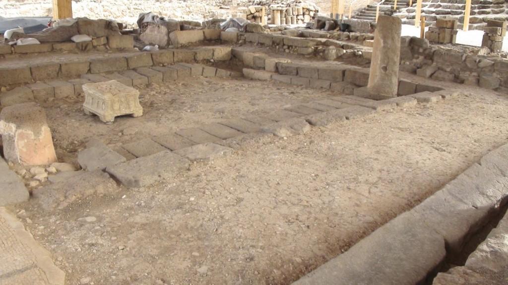 Sinagoga, Autoridad de Antigüedades de Israel