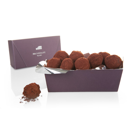 Trufas Ika Chocolate