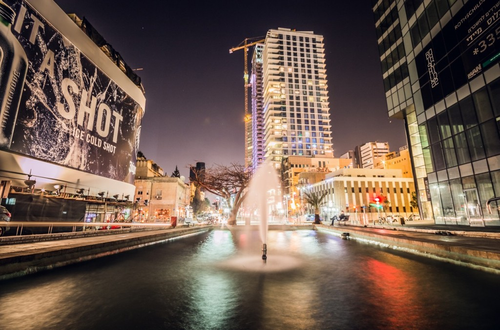 Nightlife Tel Aviv por Basti Hansen
