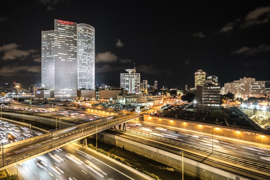 Never sleep, Tel Aviv por Basti Hansen