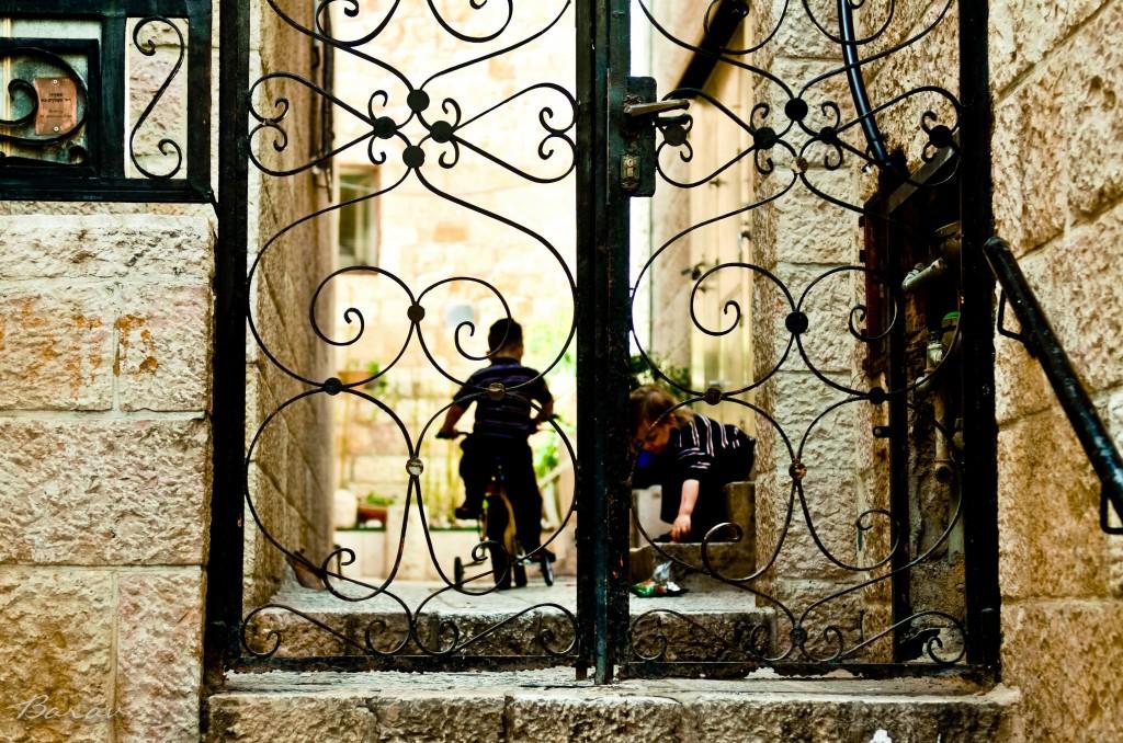 Play, Jerusalén por Nir Barav