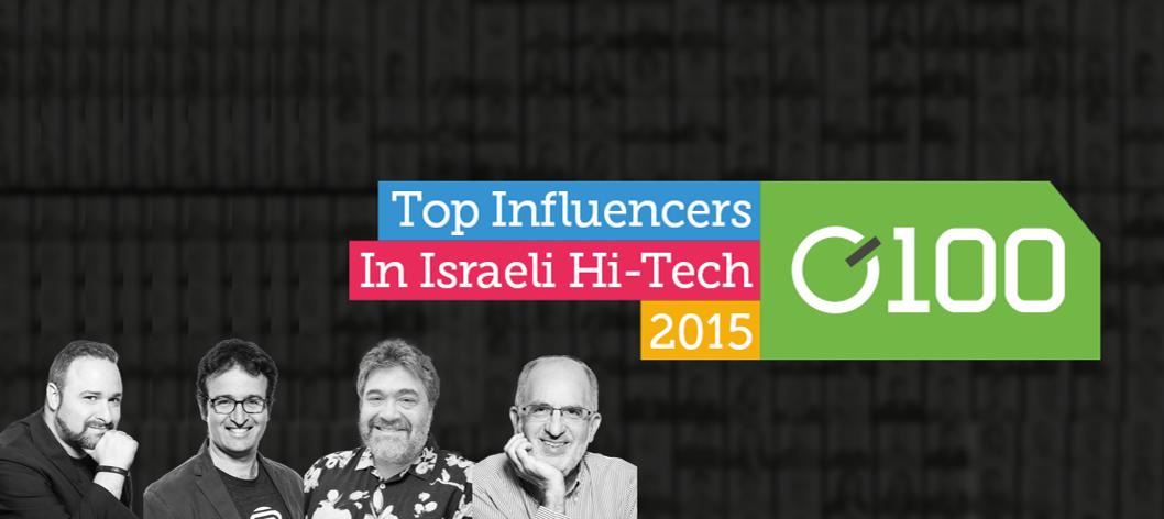 top israeli influencers