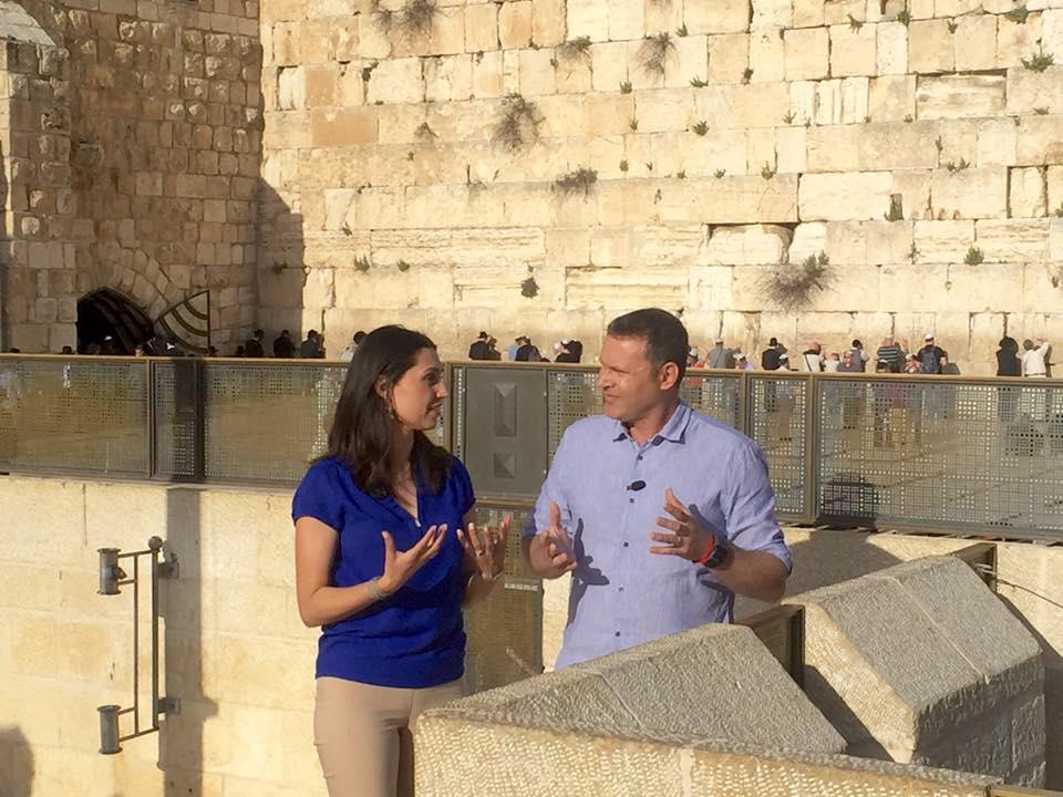 Desde Jerusalen