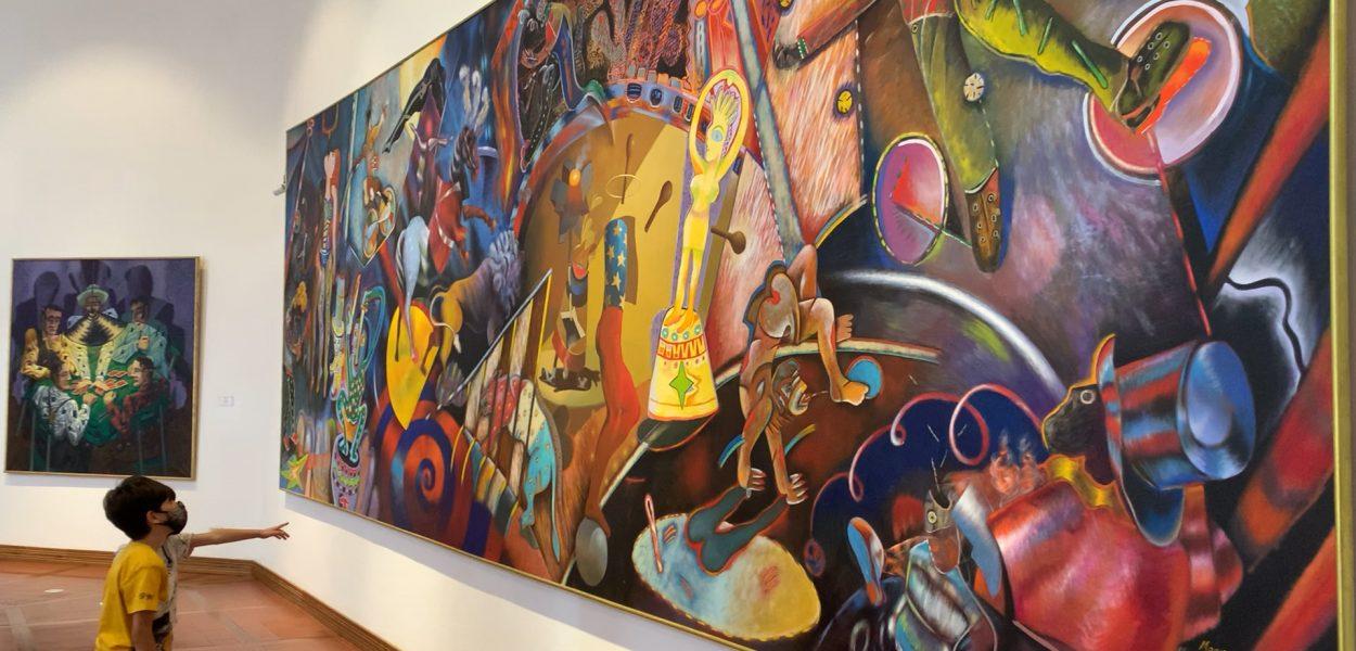 México en Israel: capítulo 1-El propósito del arte es disfrutar