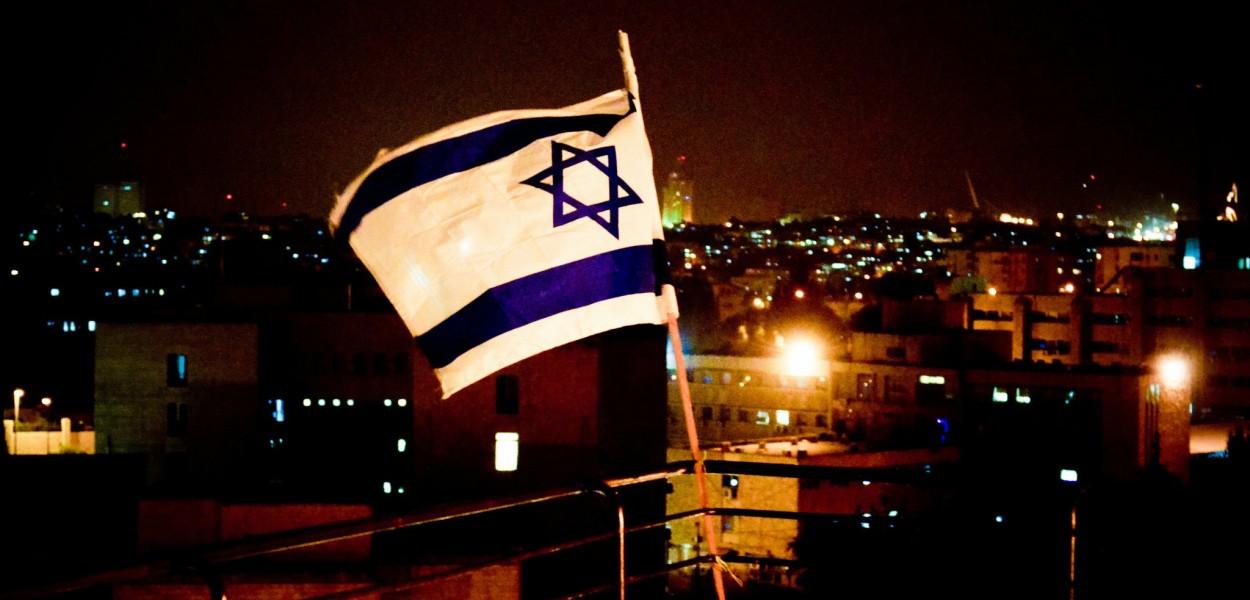 Luces de Jerusalén por Nir Barav