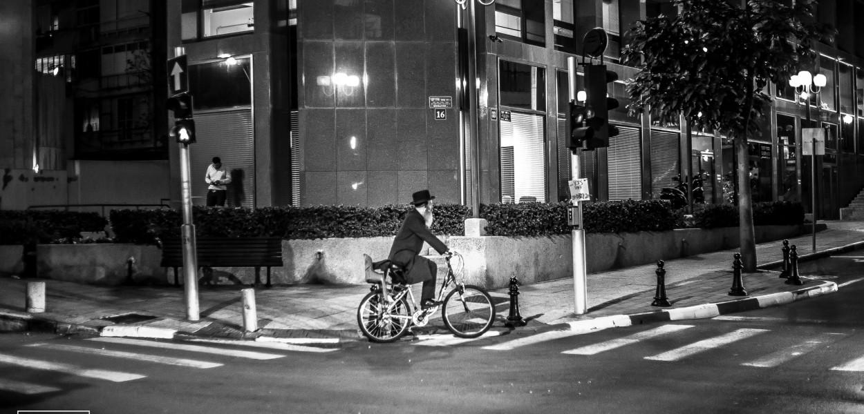Ride, Tel Aviv por Basti Hansen