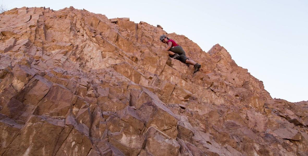 Escalando por Jonathan Goff