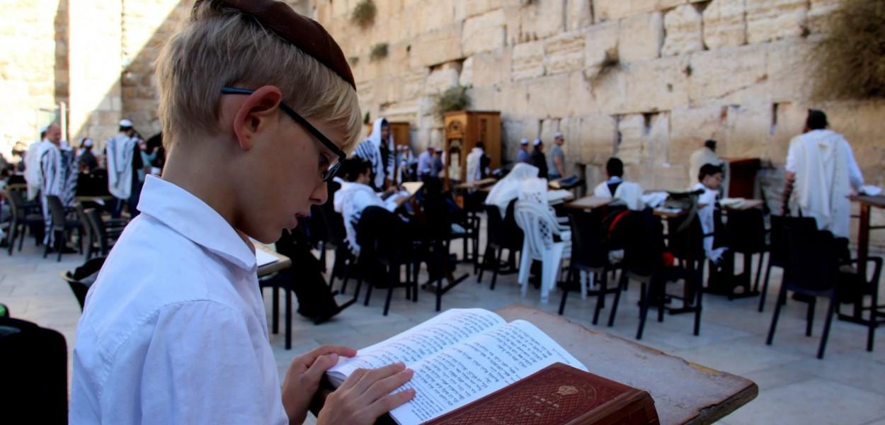 Bar Mitzva, Jerusalén por Yehuda Chamorro