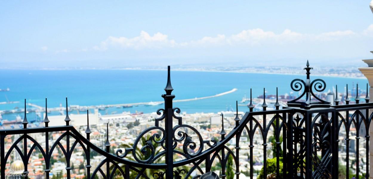Puerta de Haifa por Ale Barav