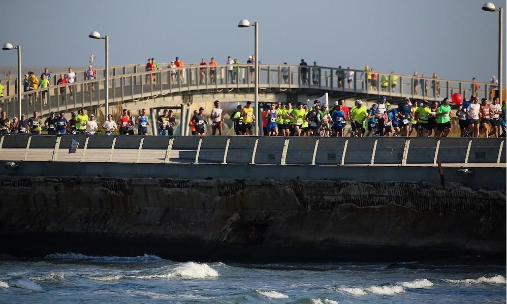 Marathon Tel Aviv por Gilad Kavalerchiik
